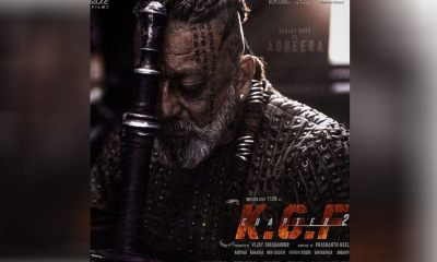 KGF Chapter 2: Sanjay Dutt Begins Shooting For High-Octane Action-Packed Climax Sequence Without A Body Double