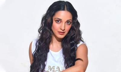 Kiara Advani: I am in a Happy Space in My Career but There's So Much More That I Want to Achieve