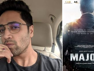 Major First Look: Adivi Sesh's Look As Major Sandeep Unnikrishnan To Be Unveiled On The Actor's Birthday!