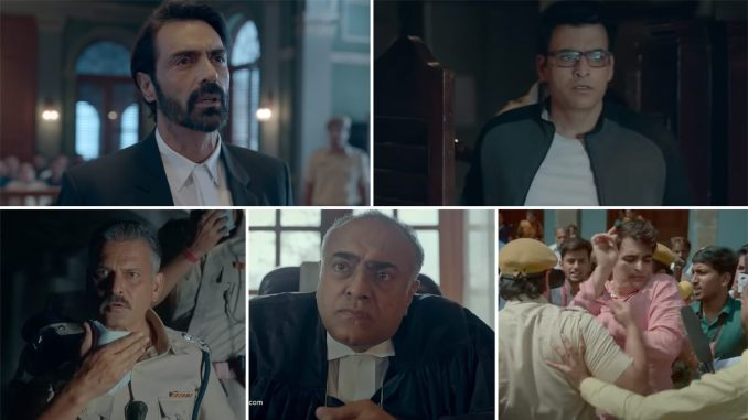 Nail Polish Trailer: Arjun Rampal and Manav Kaul's Courtroom Drama Is Intense and Twisted (Watch Video)