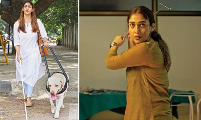 Netrikann: These New Stills Of Nayanthara From Beau Vignesh Shivan's Film Are A Must See!