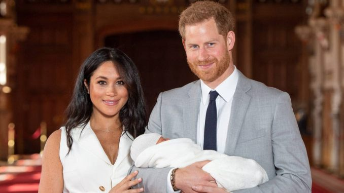 Prince Harry and Meghan Markle Release Holiday Special Podcast on Spotify; Son Archie Steals the Show with a Happy New Year Message