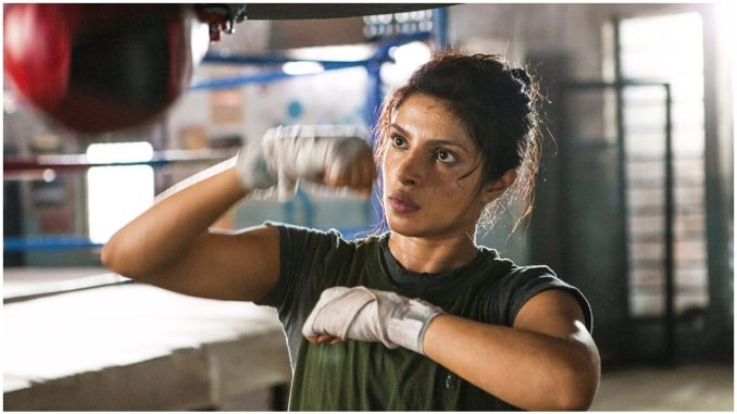 Priyanka Chopra Recalls Working in Mary Kom, Says 'It Was an Honour but Also a Huge Responsibility for Me as an Actor' (Watch Video)