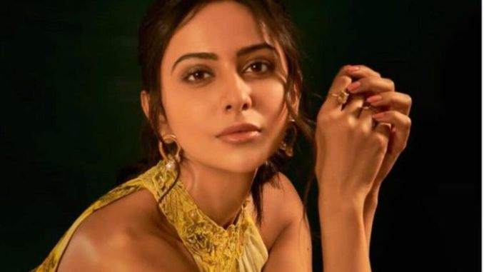 Rakul Preet Singh Tests Positive For COVID-19, Assures Fans That She's Feeling Fine (See Pic)