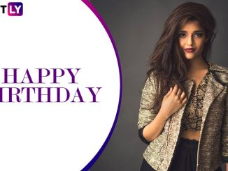 Ritika Singh Birthday: 12 Insta Pics Of The Kickboxer-Turned-Actress You Surely Cannot Give A Miss!