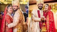 Sachet Tandon and Parampara Thakur of 'Bekhayali' Fame Tie the Knot - Check Out their Happy Pictures