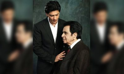Shah Rukh Khan Wishes Dilip Kumar On His Birthday, Says 'You Have Always Loved Me Like Your Own' (View Tweet)
