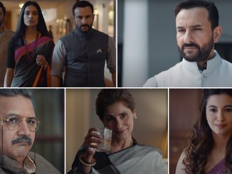 Tandav Teaser Out: Saif Ali Khan Eyes to Become the King of This Multi-Player Game of Power and Politics (Watch Video)