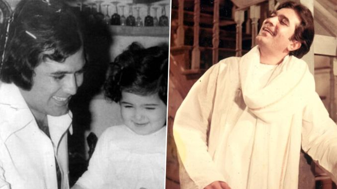 Twinkle Khanna Remembers Father Rajesh Khanna on His 78th Birth Anniversary, Shares Adorable Childhood Pic