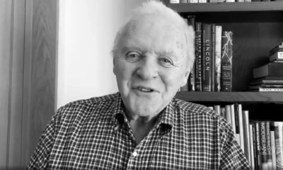 Anthony Hopkins Feels Being a Part of Showbiz Is Like Having a Paid Hobby