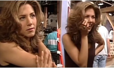 Friends The Reunion: Jennifer Aniston Shares BTS Video From the Sets of the Show – WATCH