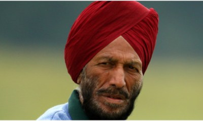 Milkha Singh Admitted To Hospital in Mohali After Testing Positive For COVID-19