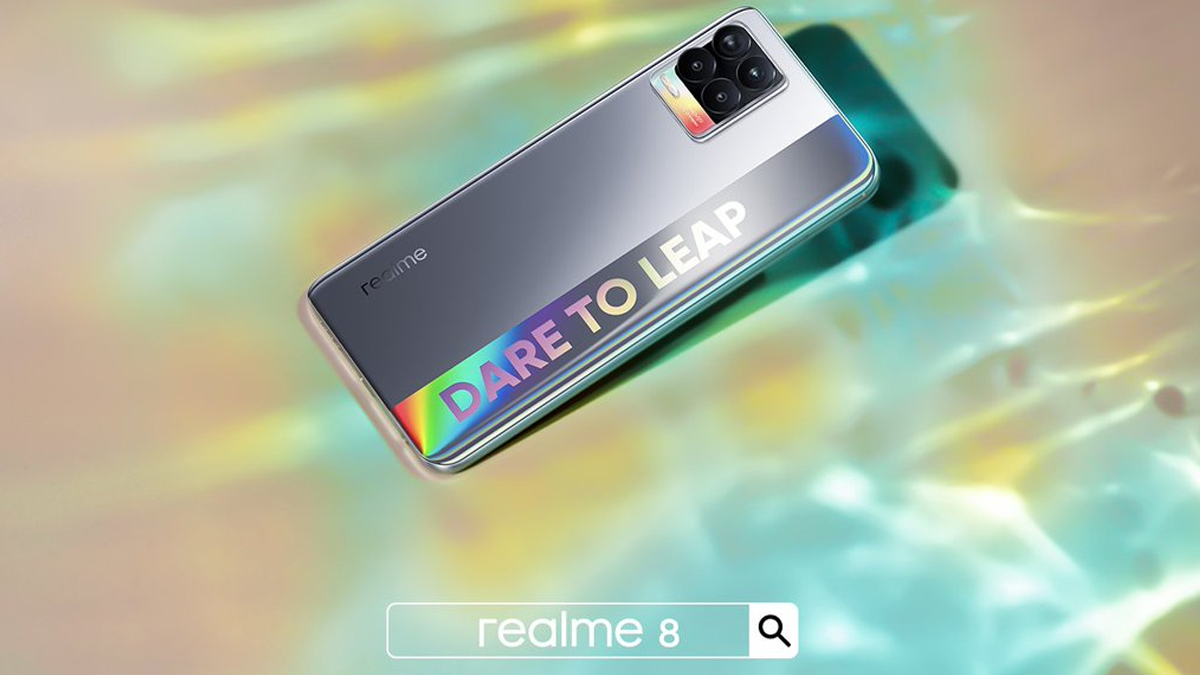 Redmi Note 10S Effect: Realme 8 Smartphone Gets A Discount of Rs 500 on Flipkart & Official Website