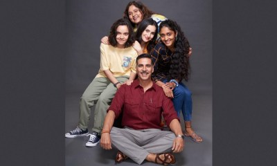 Akshay Kumar's Rakshabandhan Goes On The Floor; Know All About The Actresses Playing His Sisters In The Movie