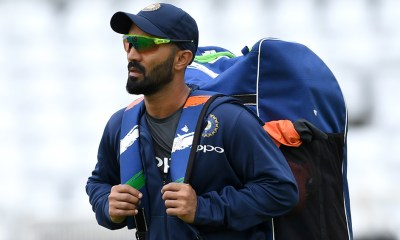 Latest Southampton Weather Update: Dinesh Karthik Shares Picture from The Rose Bowl Cricket Ground Ahead of IND vs NZ WTC Final Day 4