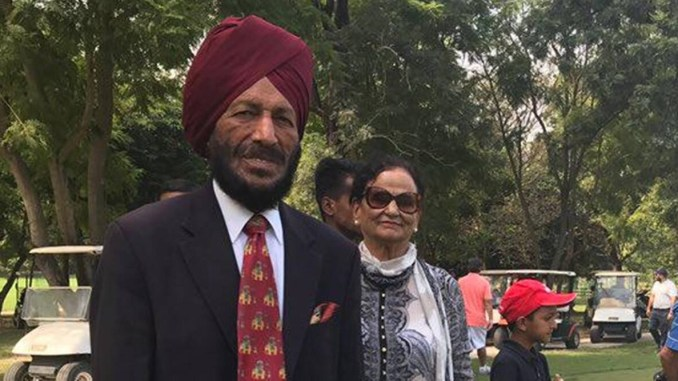 Milkha Singh's Wife Nirmal Kaur Dies, Former Captain of National Volleyball Team Succumbs to COVID-19
