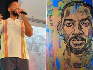 Will Smith Reveals Fabulous Cover of His Upcoming Memoir That Took 5 Layers of Art Work (Watch Video)