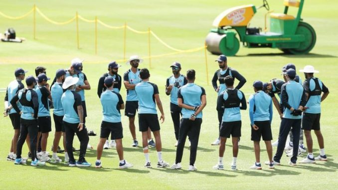 Team India Preps Up for 3-Day Practice Game against County Championship XI Ahead of IND vs ENG 1st Test 2021 (Watch Video)