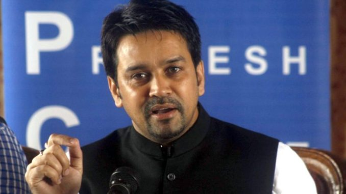 Tokyo Olympics 2020: Anurag Thakur, Nisith Pramanik To Send-Off First Batch of Indian Athletes From Delhi