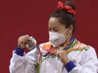 Tokyo Olympics 2020: Mirabai Chanu Bags Silver Medal for India; Taapsee Pannu, Sonam Kapoor and Others Celebrate Weightlifter's Iconic Win