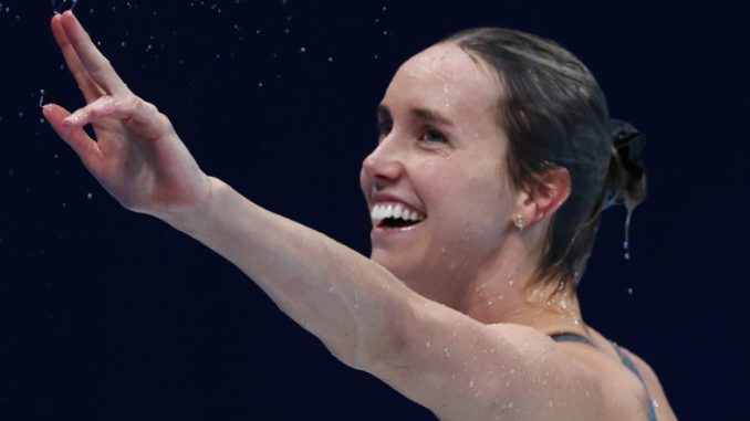 Emma McKeon, Australian Athlete, Becomes First Female Swimmer To Win Seven Medals in One Olympics Edition