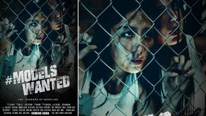 Actress and Model Amber Wang Makes Her Movie Debut in 'Models Wanted'