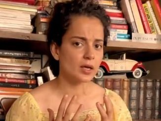 Kangana Ranaut: We Need To Discourage Hollywood Movies, They Are Taking Over Our Screens