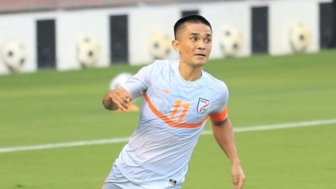 Bengaluru FC Takes a Jibe at Sunil Chhetri Haters After Indian Captain Shattered Pele's Record