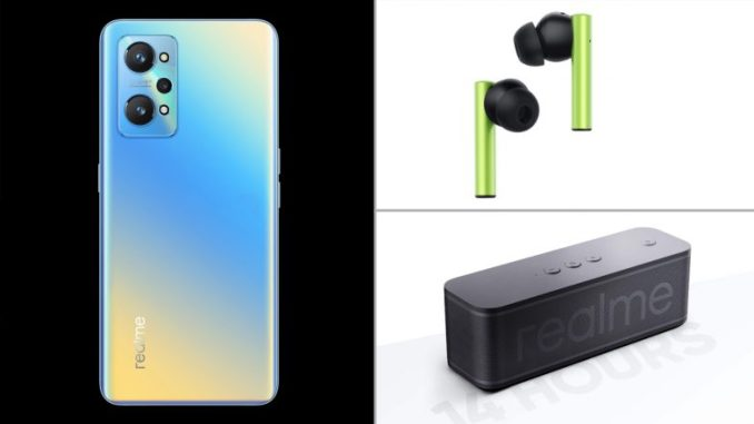 Realme GT Neo2, Buds Air 2 Green & Brick Bluetooth Speaker To Be Launched Today in India, Watch LIVE Streaming Here