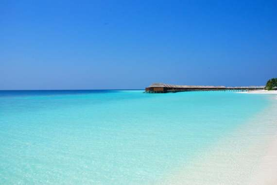 Bungalow sur pilotis de Veligandu Island Resort Maldives