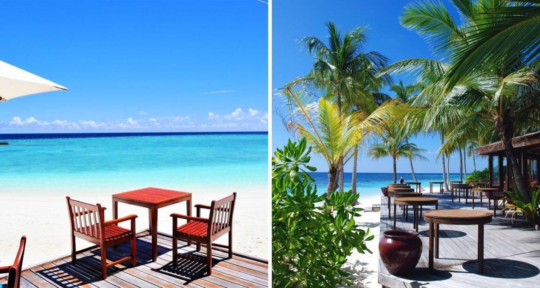 Endroit où manger aux Maldives
