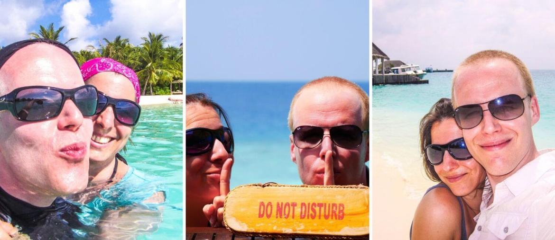 Voyage de noces ou en couple aux Maldives