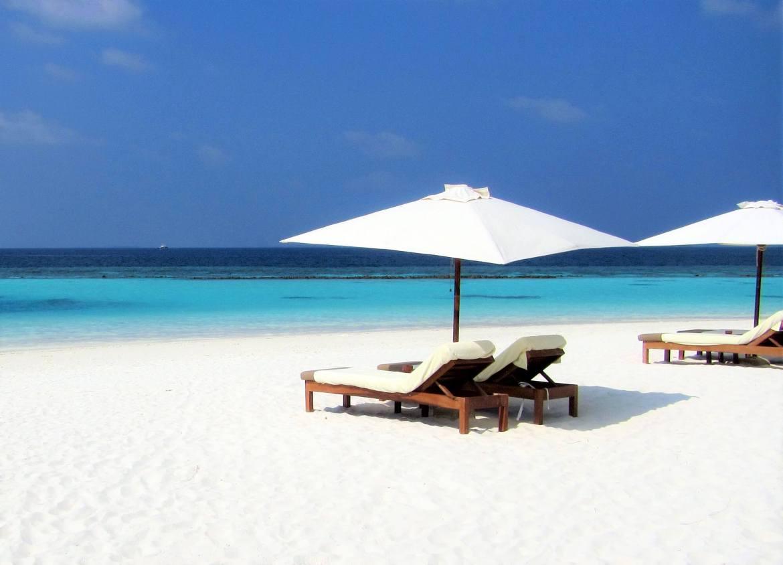 Plage Vakarufalhi Island Maldives