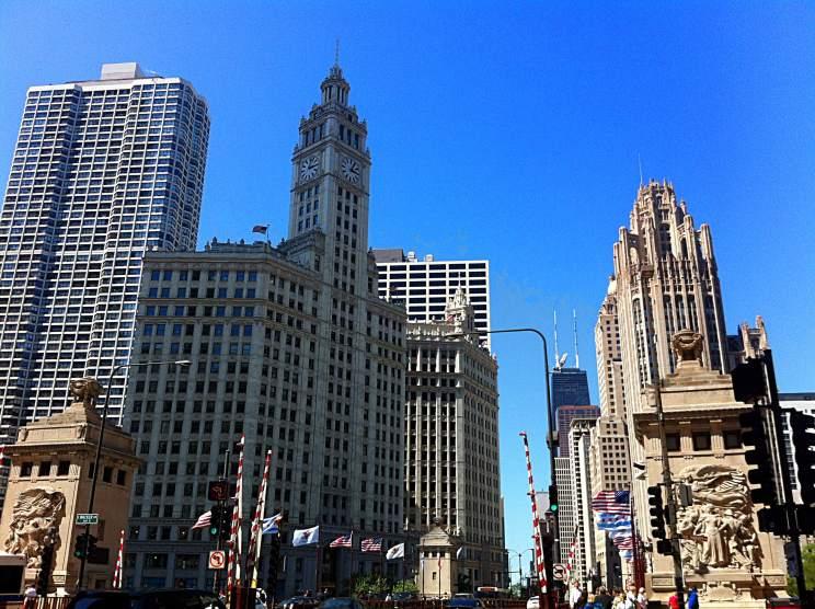 Visiter Chicago lors d'un road trip aux USA