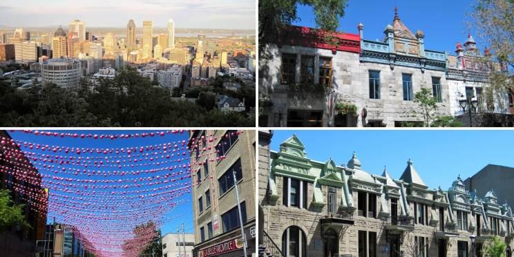 Visiter Montréal et ses monuments dans l'Est du Canada