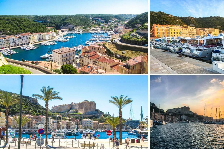 Visiter le Port de Bonifacio