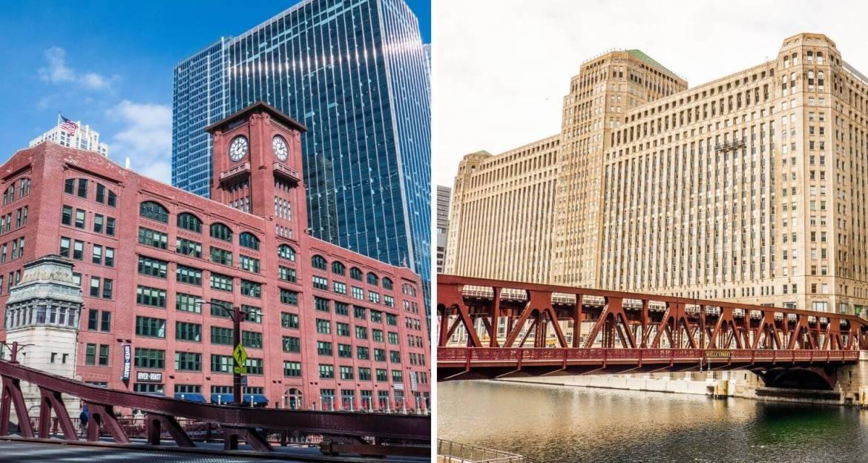 The Mart et Reid Murdoch Building Chicago
