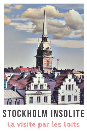 Stockholm Insolite Pinterest