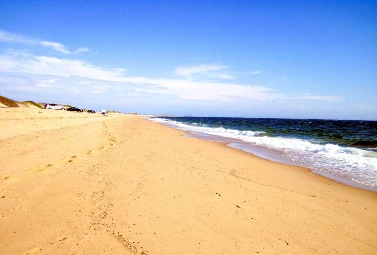 Coast Guard Beach au Cape Cod National Seashore
