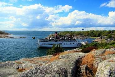 Croisière dans l'archipel de Stockholm