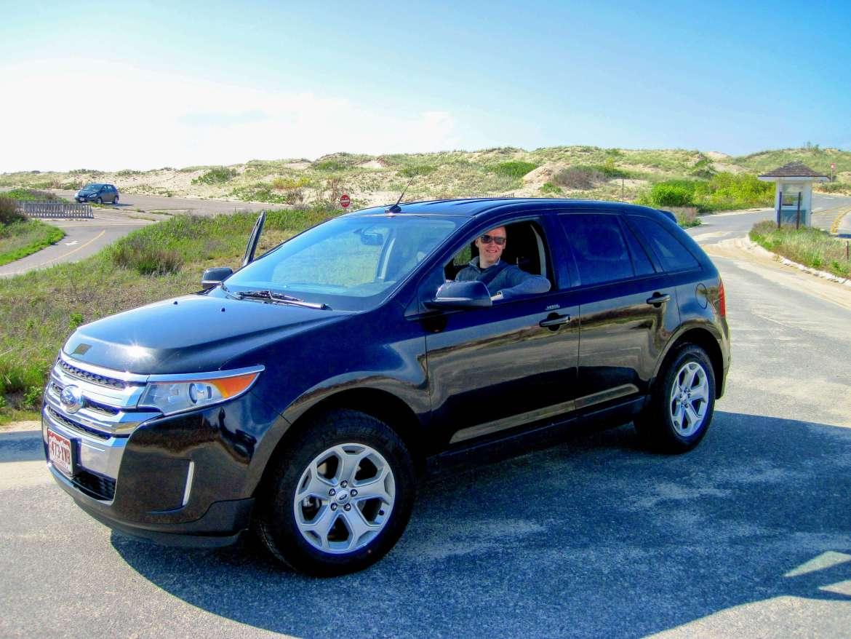 Notre voiture pour visiter Cape Cod