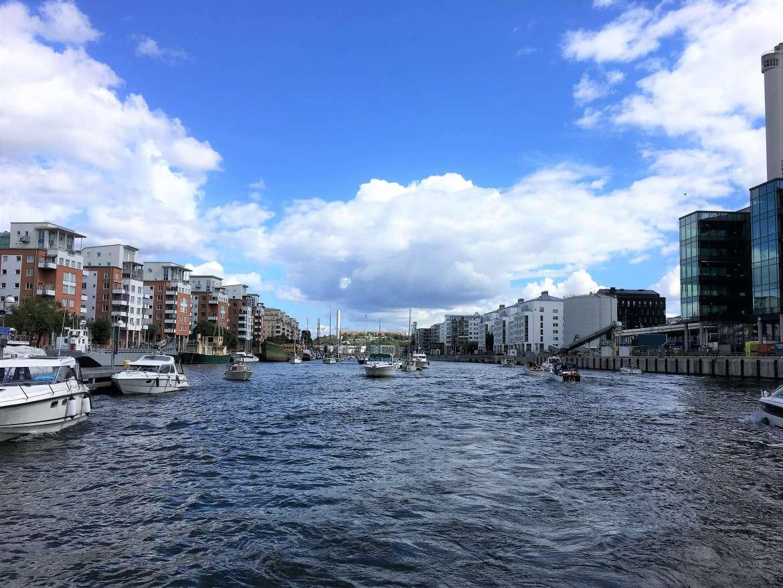 Visiter Stockholm en bateau