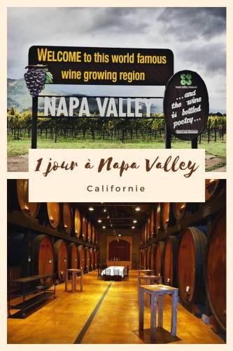 Visiter Napa Valley en Californie Pinterest