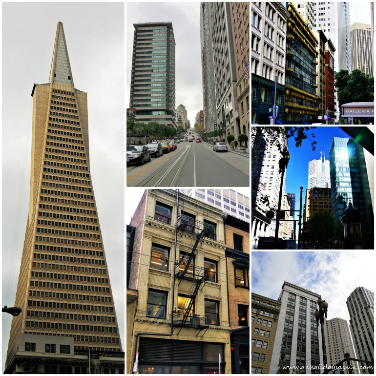 Visiter San Francisco en 1 jour Downtown San Francisco Californie USA blog voyage suisse cosy on holidays again