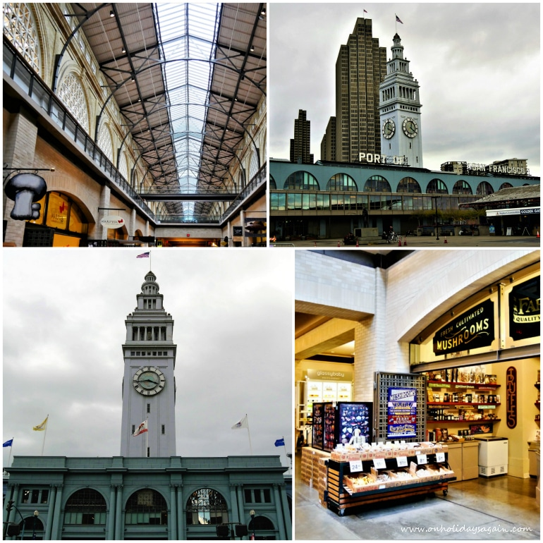 Visiter San Francisco en 1 jour Ferry Building Embarcadero San Francisco Californie USA blog voyage suisse cosy on holidays again