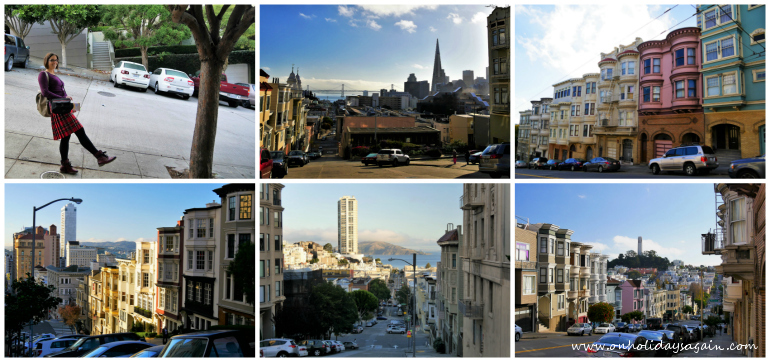 Visiter San Francisco en 1 jour Nob Hill et Russian Hill San Francisco Californie USA blog voyage suisse cosy on holidays again