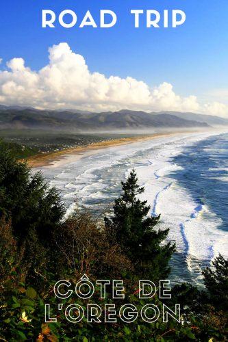 Road trip en Oregon sur la côte ouest des USA Pinterest