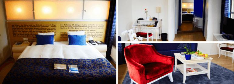 La Suite Loft du Lenkerhof pour un séjour romantique en Suisse
