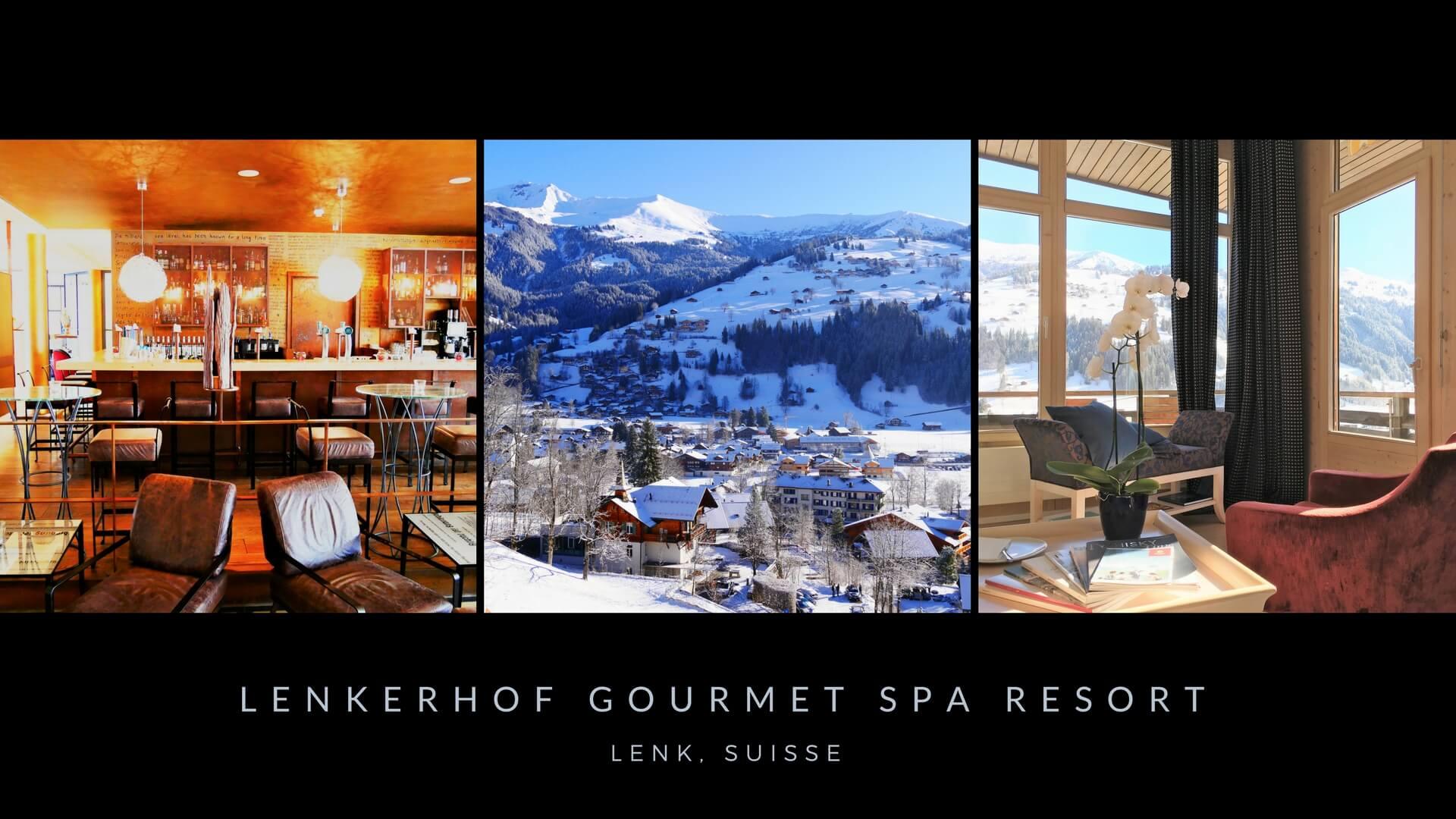 Un Sejour Romantique En Suisse Au Lenkerhof Gourmet Spa Resort