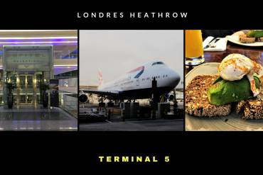 Escale à Londres Heathrow